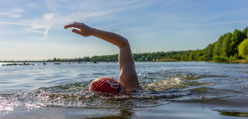 Researcher Swims English Channel to Raise Endometriosis Awareness